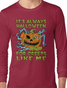 Halloween Creep Long Sleeve T-Shirt