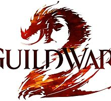 Guild Wars 2 Logo by soulrez