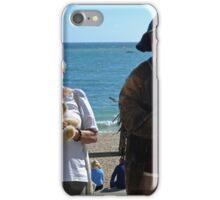 Kalaryder's visit to Lyme Dorset UK 2016 iPhone Case/Skin