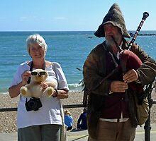 Kalaryder's visit to Lyme Dorset UK 2016 by lynn carter