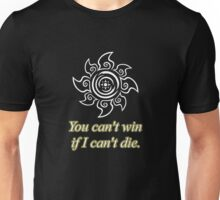 White Mana: The Peacemaker Unisex T-Shirt