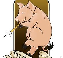 The Pig And Whistle by Micerhat