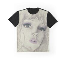 belladonna sad girl 2 Graphic T-Shirt