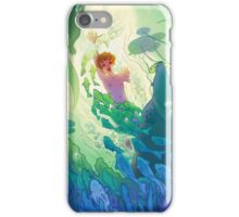 The Swamp Prince iPhone Case/Skin