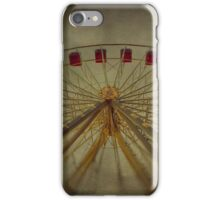 Wheels Go Round iPhone Case/Skin