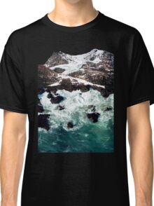 Sea and Mountains Classic T-Shirt