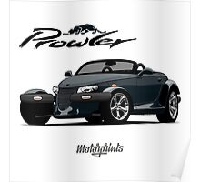Plymouth Prowler (pearl) Poster