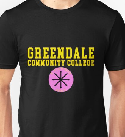 Community - Greendale Community College Unisex T-Shirt