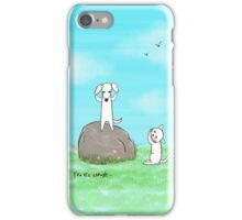 You Are Enough iPhone Case/Skin
