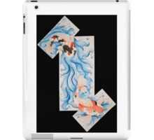 Flowing Fish iPad Case/Skin