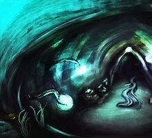Under The Sea  by motifdesignz