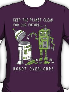 Robot Earth T-Shirt
