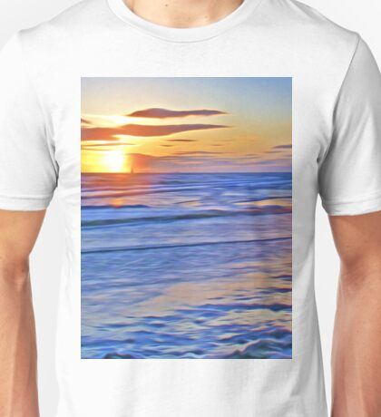 Irish Sea Unisex T-Shirt