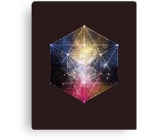 Sacred eye Canvas Print