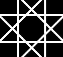 Hypercube  Sticker