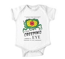 The Creeping Eye One Piece - Short Sleeve
