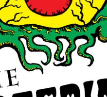 The Creeping Eye Sticker
