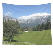Over the Hills and Far Away... Wall Tapestry