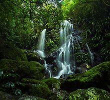 Chalahn Falls by McguiganVisuals