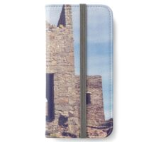 St Agnes, Cornwall VII iPhone Wallet/Case/Skin