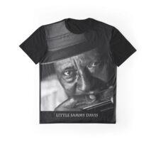 Little Sammy Davis Graphic T-Shirt Graphic T-Shirt