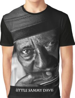 Little Sammy Davis Graphic T-Shirt Graphic T-Shirt