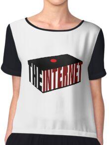 The Internet Chiffon Top