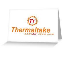 Thermaltake  Greeting Card