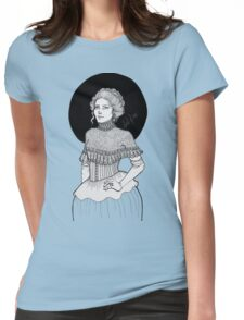 VICTORIA Womens Fitted T-Shirt
