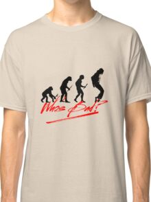 Who's Bad (Legend) Classic T-Shirt