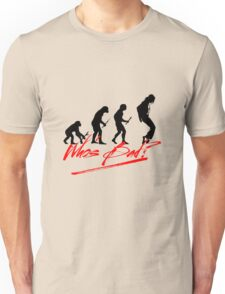 Who's Bad (Legend) Unisex T-Shirt