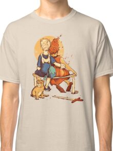 Rockwell Time Classic T-Shirt