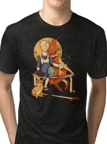Rockwell Time Tri-blend T-Shirt
