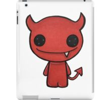 Devil iPad Case/Skin