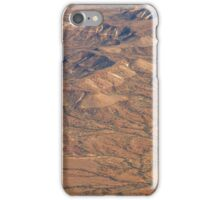 Painted Hills, Oodnadatta Track, SA iPhone Case/Skin