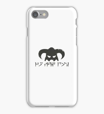 Shout iPhone Case/Skin