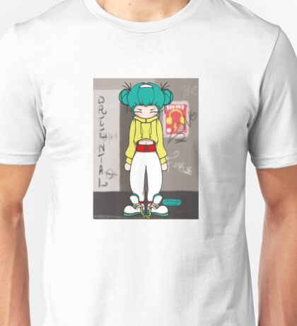Oriental Station Unisex T-Shirt
