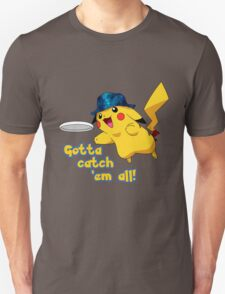 Pikachu Lays Out T-Shirt