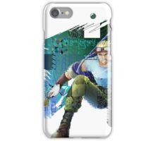 Cid Highwind Grid Artwork and Logo iPhone Case/Skin