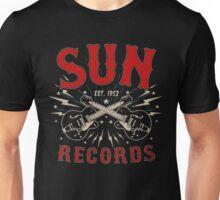 Sun Records Sparkling  Unisex T-Shirt