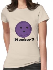 Member Berries/ Memberberries/ Memberberry Womens Fitted T-Shirt