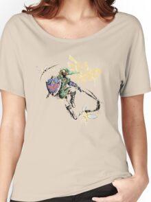 Warrior Graffiti Women's Relaxed Fit T-Shirt