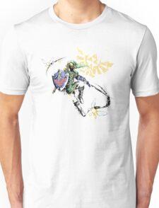 Warrior Graffiti Unisex T-Shirt