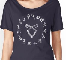 Shadowhunters Women's Relaxed Fit T-Shirt