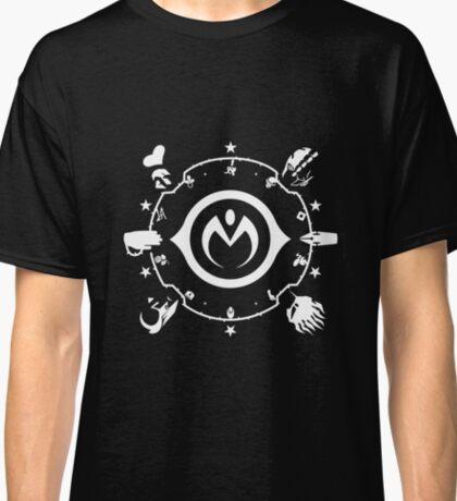 Jojo - Morioh Stands (White) Classic T-Shirt