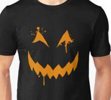 Reverse Jack O Lantern Unisex T-Shirt