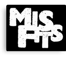 Misfits Canvas Print