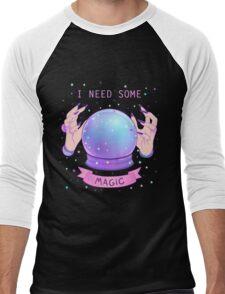 I NEED SOME MAGIC  Men's Baseball ¾ T-Shirt