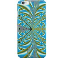 Crystal Blue Persuasion iPhone Case/Skin