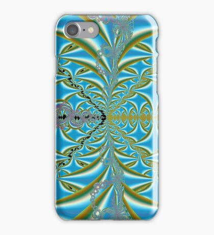 Crystal Blue Persuasion iPhone Case/Skin